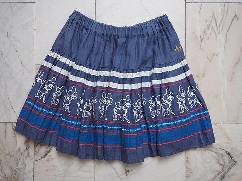 ADIDAS ORIGINALS Light Linen Skirt