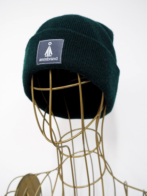 ANONBRAND Poison Green Hat