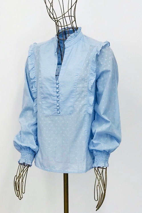 H&M Frill Blouse