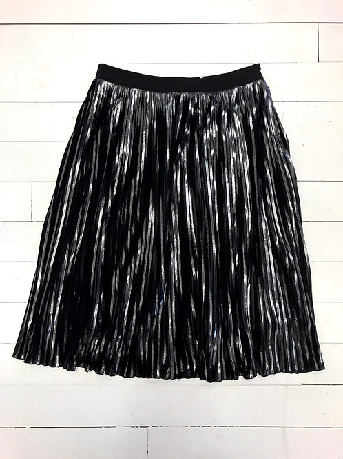 Mohito Lame Pleated Skirt