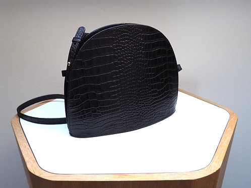 VAGABOND Croc Leather Crossbody