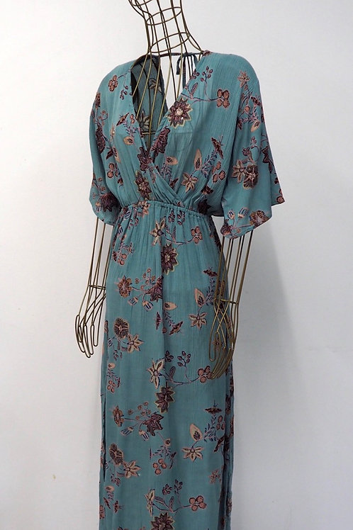 KAMALA KAFTAN Flower Dress