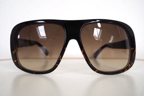 MARC JACOBS Black/Bronze Sunglasses