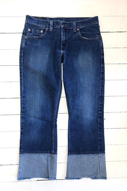 Levi's 450 Contrast Jeans