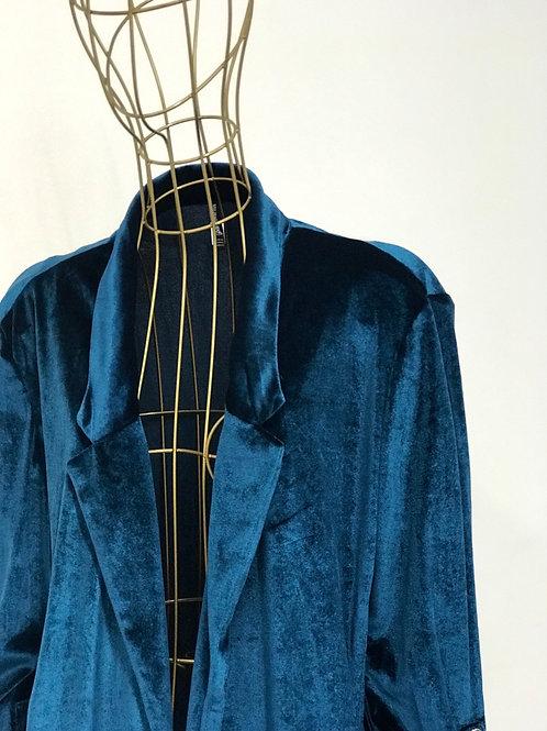 STRADIVARIUS Velvet Jacket