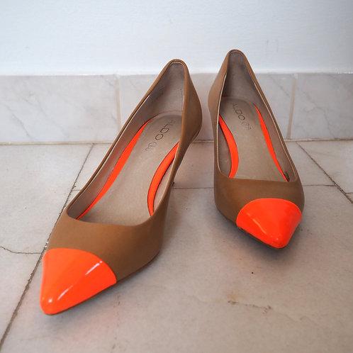 ALDO Neon Toe Heels