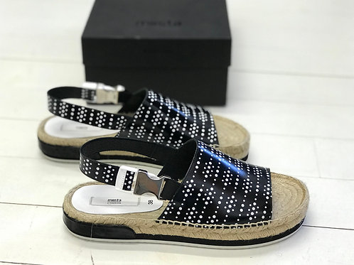 MIISTA Patterned Sandal