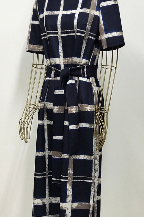 Phase Eight Checked Dress