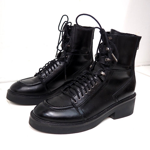 ASH Lace up Leather Boots