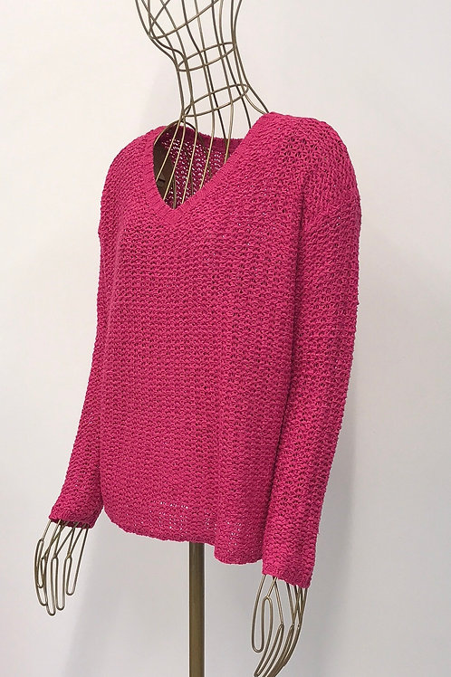 Pink Mango Cotton Knitwear