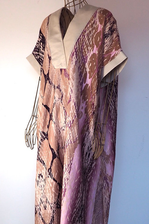 RUHAPHYLIA Reconstructed Rotatable Caftan