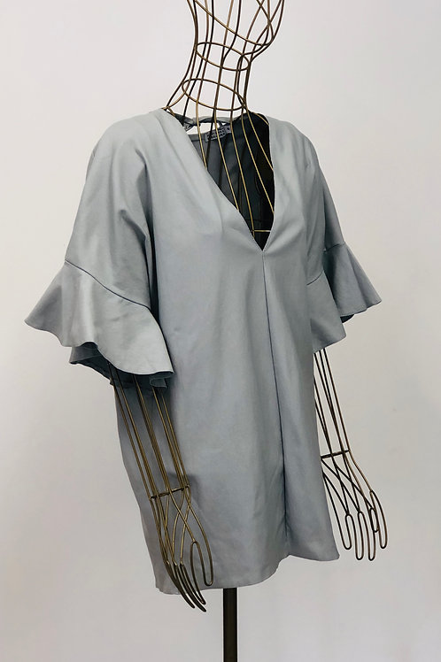 Marianna Herrhofer Grey Tunic