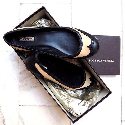 BOTTEGA VENETA Classic Leather Balerinas