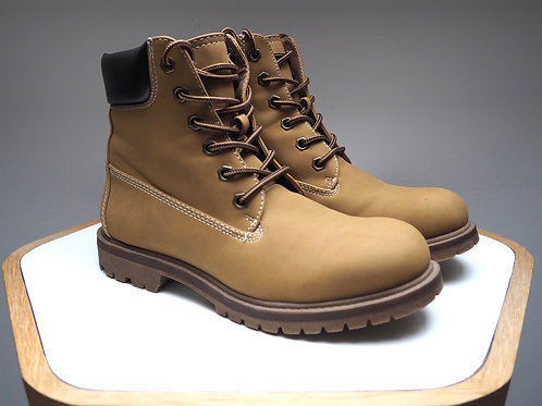 LANDROVER Faux Leather Boots