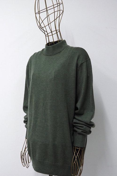 VINTAGE Khaki Wool Sweater