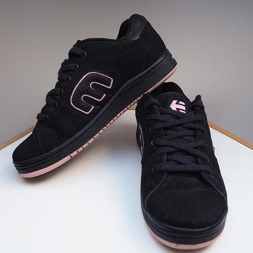 ETNIES Skateboarding Leather Sneakers