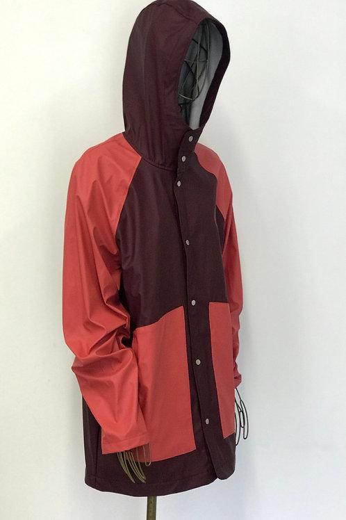 Herschel Contrast Raincoat