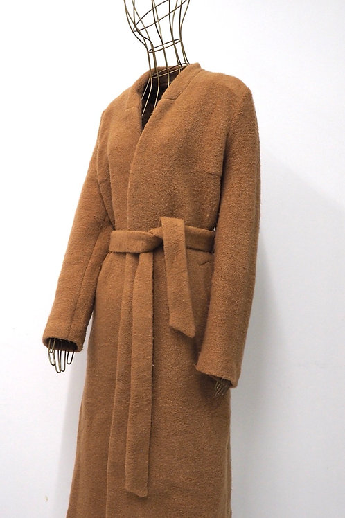 H&M Divided Wool Coat/Heavy Cardigan
