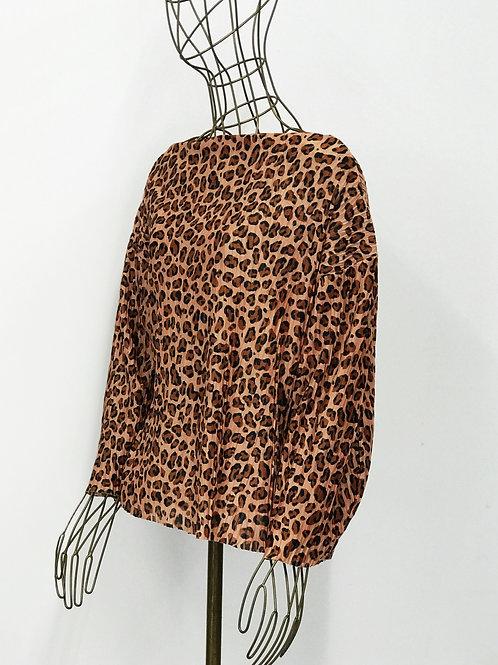Leopard Longsleeved Top