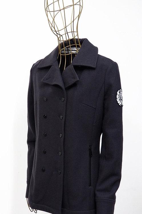 HELLY HANSEN Deepgrey Wool Coat