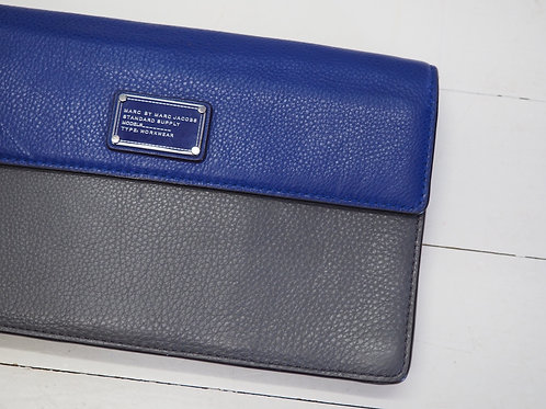 MARC BY MARC JACOBS Contrast Leather Clutch