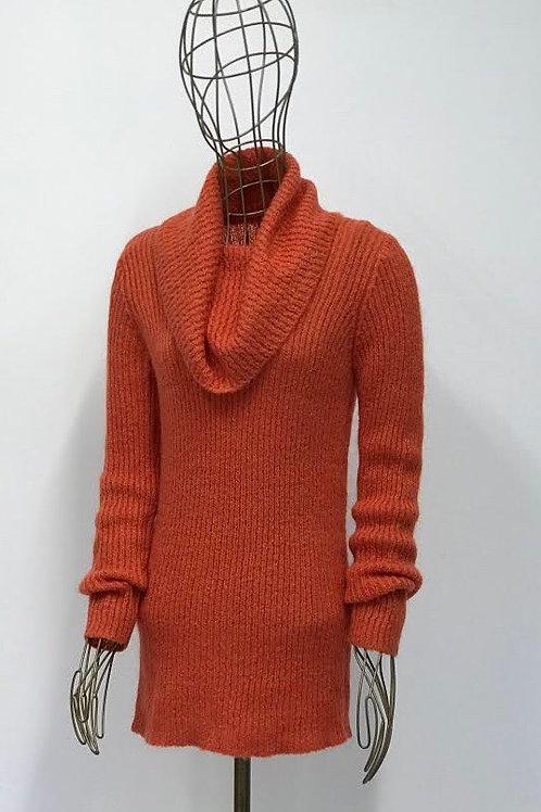 Benetton Orange Knitwear
