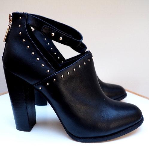 KAZAR Studded Open Ankleboots