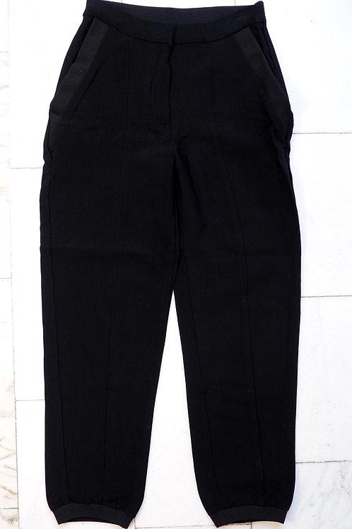 NUBU Black Track Pants
