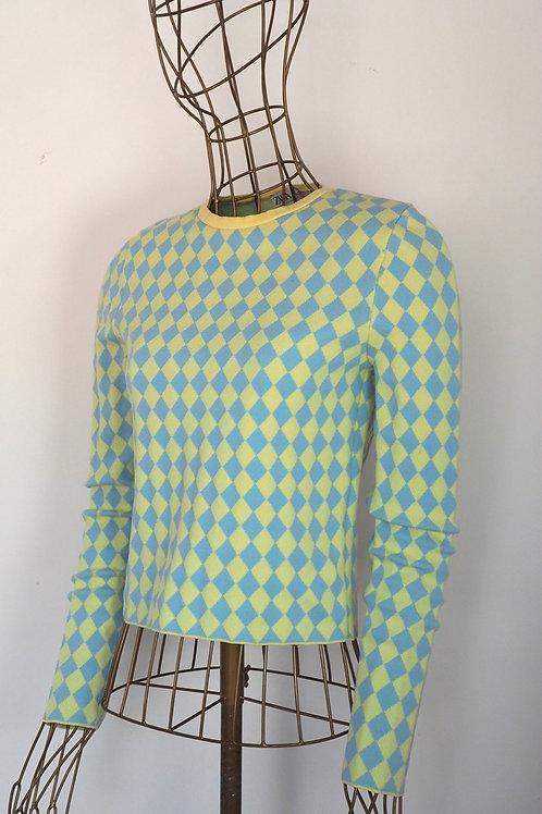ZARA Pattern Sweater