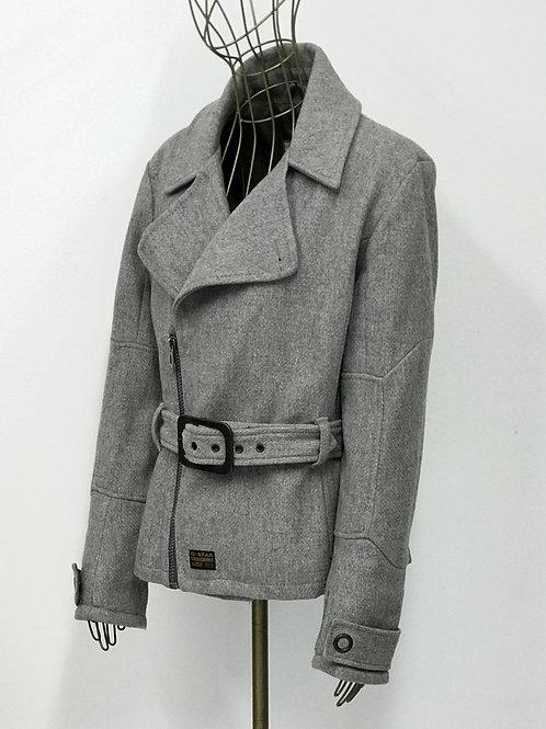 G-Star Wool Biker Coat