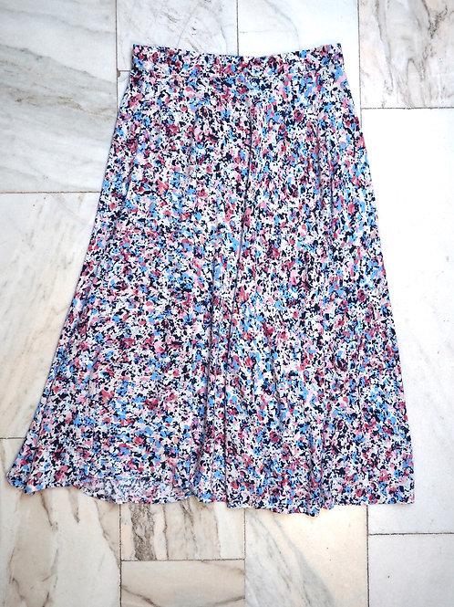 TATUUM Paint Print Skirt