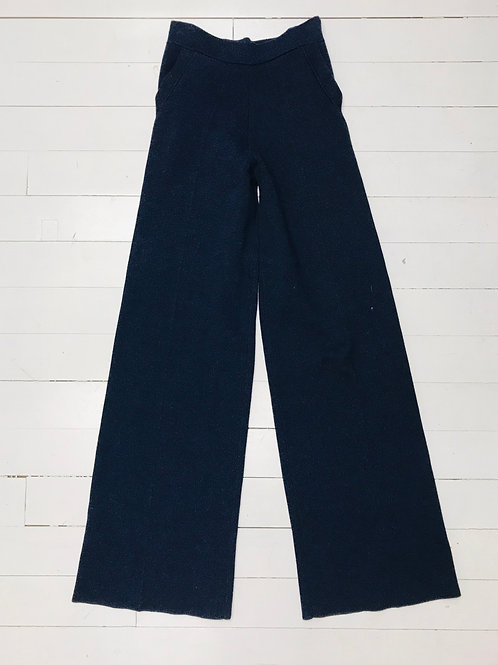 Zara Knitted Wideleg Pants