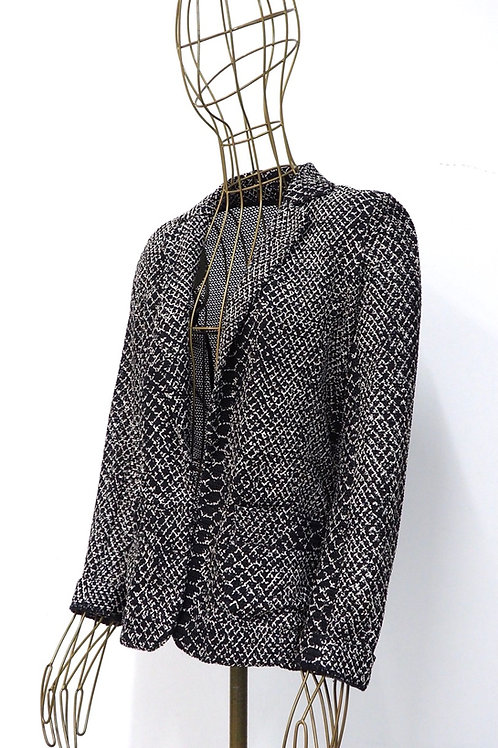 RIVER ISLAND Woven Light Blazer