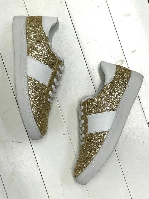 ASOS Glitter Sneakers