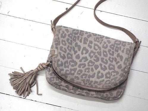 LIEBESKIND Leopard Crossbody Bag