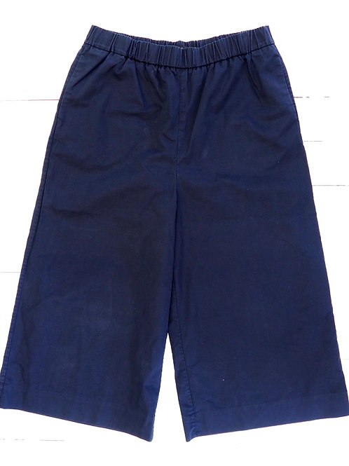COS Darkblue Cotton Culotte