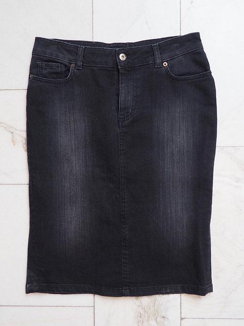 D&G Denim Pencil Skirt
