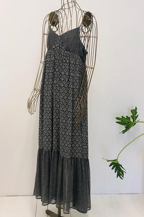 Zara Printed Maxidress