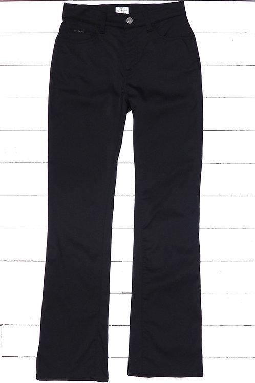 CALVIN KLEIN Black Flaire Pants