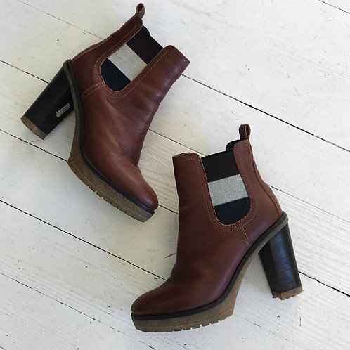 Chunky Tommy Hilfiger Boots
