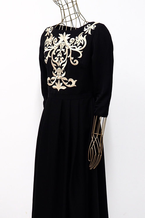 TED BAKER Embroidered Dress