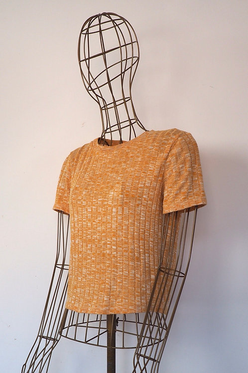 MONKI Knit Crop Top