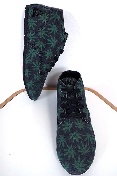 ELEVEN PARIS Cannabis Sneakers