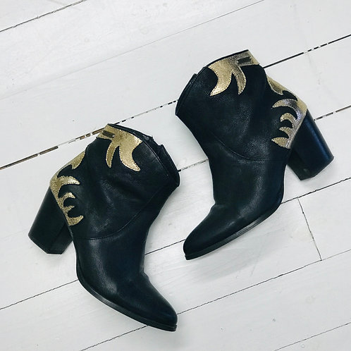 Pepe Jeans Cowboy Style Boots