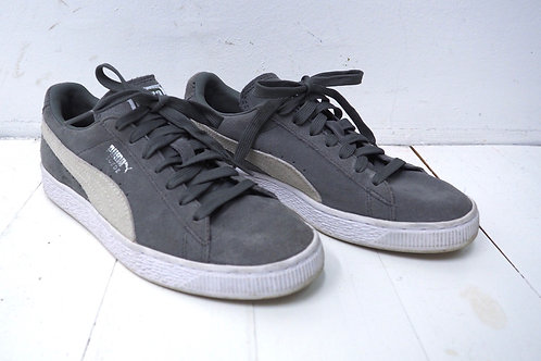 PUMA Suede Grey Sneakers