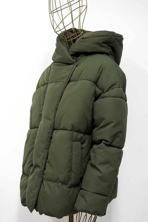 H&M Khaki Puffer Jacket