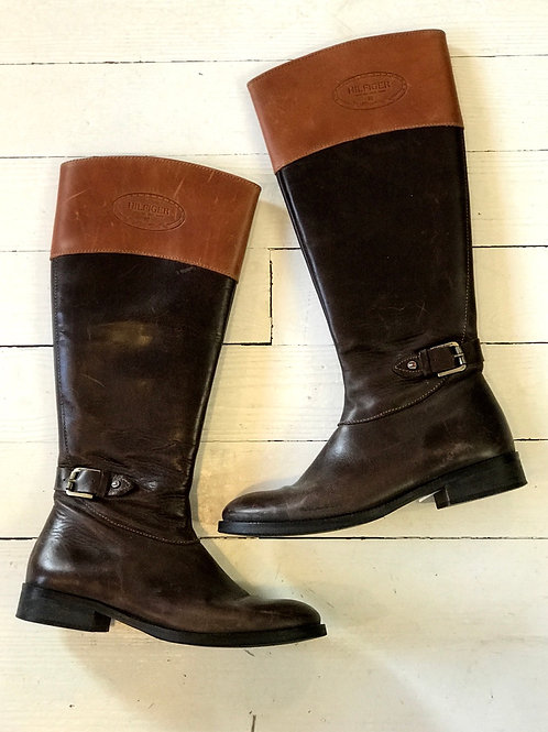 Tommy Hilfiger Riding Boots