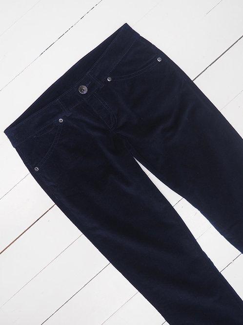 BENETTON Navy Corduroy Pants