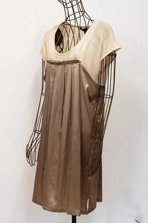 Mixed Silk Dress Marc Jacobs