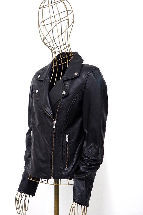 PROMOD Biker Leather Jacket